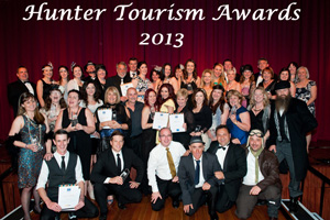 Hunter Torism Awards 2013